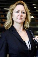 Crown prosecutor Margaret Cunneen .