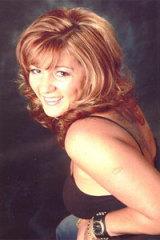 Missing ... Parmelia mum Iveta Mitchell.