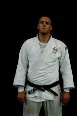 Australian competitor Jake Andrewartha.
