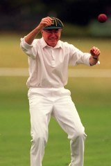 John Howard, rejected by cricket countries.