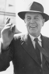 We may never see the likes of engine driver Ben Chifley again.