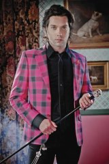 Honing it down: Rufus Wainwright sings that he has been 'blowing on the embers of fame.'