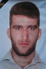 Killed in the riots: Reza Barati.