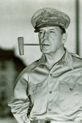 Good old days: as the US struggles to pivot to the Pacific theatre, its allies wonder if it can capture the American confidence of old, personified by Douglas MacArthur.