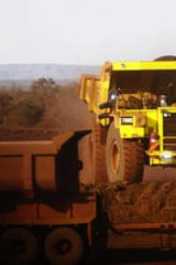 The Sino Iron project in Western Australia.
