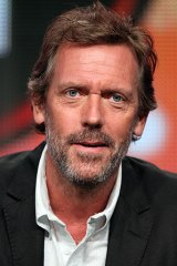 Hugh Laurie ... makes $A675,056  per episode of 'House'.