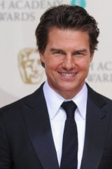 Tom Cruise is the subject of strange stories in the documentary <i>Going Clear</i>.