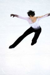 Hanyu's peformance was at times sublime despite its faults.