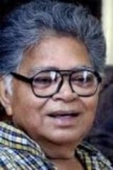 Bengali poet and writer Sunil Ganghopadhyay.