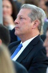 Former United States Vice President Al Gore.