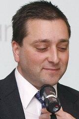 Victorian Planning Minister Matthew Guy.