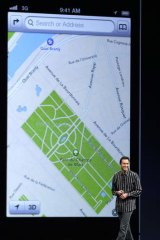 Gone: Apple mainstay Scott Forstall took the sack rather than apologise for maps problems.