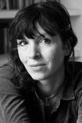 Novellist Rachel Cusk.