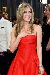 Unhappy marriage: Jennifer Aniston.
