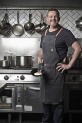 Award-winning chef Mike McEnearney.