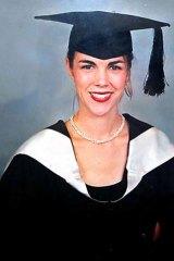 ''Victim of hostility'' ... Melinda Taylor.