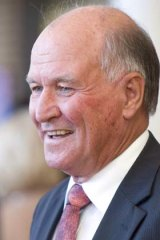 MP Tony Windsor.