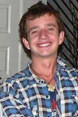 Tragedy … a methanol-laced drink killed Liam Davies.