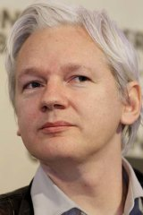 Big in NSW ... Julian Assange.