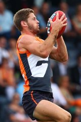"""Callan has consistently been one of our best players all year"" ... GWS coach Kevin Sheedy."