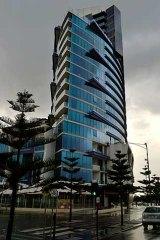 The NewQuay Promenade building.