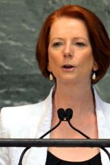 The firm mounted a secret internal inquiry into work Julia Gillard did for her then boyfriend, Bruce Wilson.