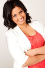 Natalia Perera: has learnt to live with a loud CEO.