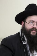 Rabbi Yosef Feldman.