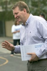 The matter of the former state Liberal adviser Tristan Weston (pictured) has been referred to the integrity commissioner.