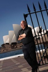 """Special award for """"the great son of Sydney"""", Clive James."""