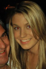 Casey Hardman died after she was thrown from a boat on Lake Eildon at the weekend.