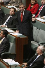 Liberals MP Peter Slipper is elected Deputy Speak of the lower house.