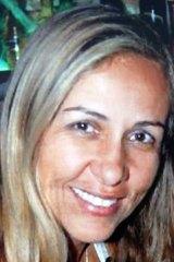 Found dead in Cancun ... Monica Beresford-Redman
