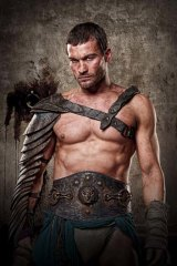 Andy Whitfield as Spartacus in <i>Spartacus: Blood and Sand</i>.