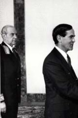 Pocock as ambassador to the Soviet Union.