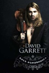 David Garrett's <em>Rock Symphonies</em>.