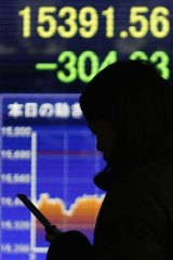 Japan's economic recovery has hit a hurdle.