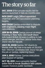 Mayday: How Qantas went from national icon to corporate tragedy