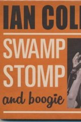 Ian Collard delivers <i>Swamp Stomp and Boogie</i>.