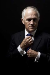 Malcolm Turnbull acknowledges the need to play it down the middle.
