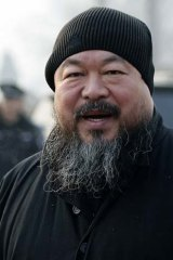 Candid camera… Ai Weiwei reveals everything.