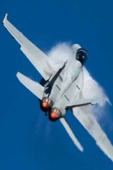 Super Hornet: The white paper is budgeting for 12.