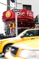 Pie Face opened its first US outlet in 2011.