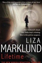 <i>Lifetime</i> by Liza Marklund.