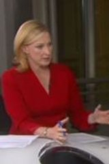 7.30 host Leigh Sales grills Treasurer Joe Hockey about the government's second budget.