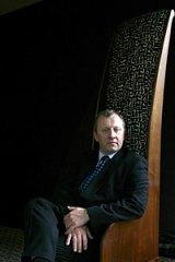 Australia's top sommelier Kjell-Ove Almeland from Jackson's.