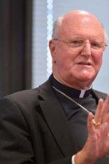 Archbishop of Melbourne, Denis Hart.