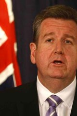 Premier Barry O'Farrell ... will deliver the apology to potentially tens of thousands of families.