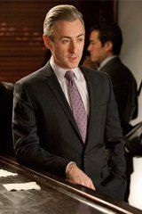 'A lot of eyebrow acting' ... Alan Cumming is Eli Gold in <i>The Good Wife</I>.
