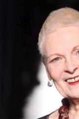 Let them eat cake: Vivienne Westwood says her comments on food have been misunderstood.
